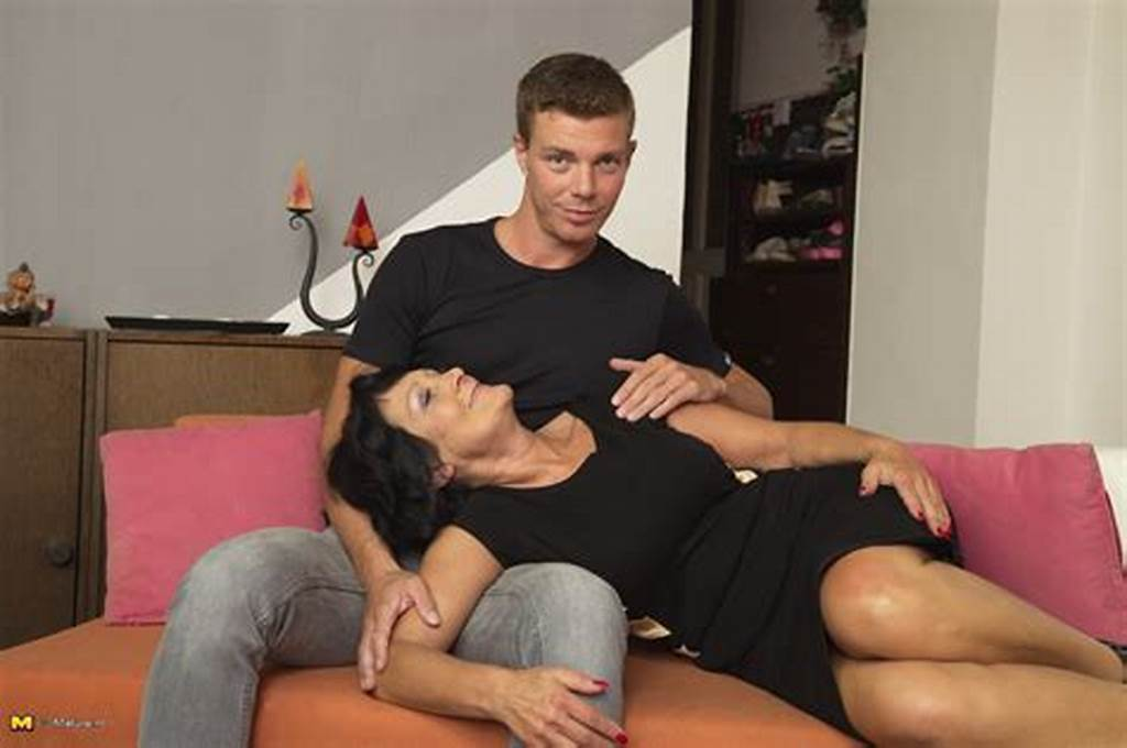 #Horny #Mature #Lady #Seducing #The #Young #Guy #Next #Door