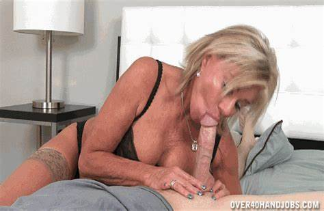 Lovely Pigtails Milf In Nylon Rides Bbc