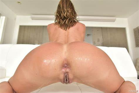Alexis Fawx With Clean Asshole