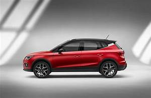 Seat Suv Arona : new seat arona suv bows in barcelona carscoops ~ Medecine-chirurgie-esthetiques.com Avis de Voitures