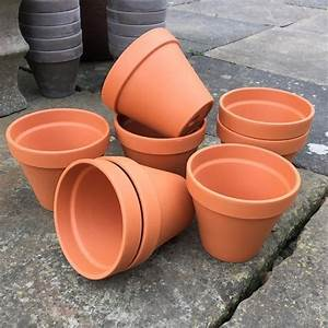 Terracotta, Plant, Pots, -, 13cm