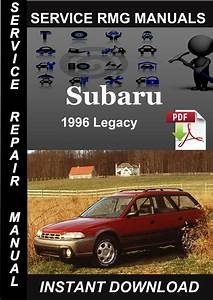 1996 Subaru Legacy Service Repair Manual Download
