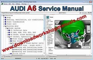 Audi A6 Workshop Repair Manual