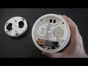 Rauchmelder Batterie Wechseln : merten argus basic rauchmelder test youtube ~ A.2002-acura-tl-radio.info Haus und Dekorationen