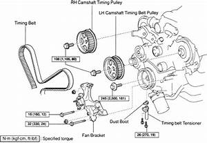 2007 Toyota Tundra Serpentine Belt Diagram