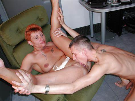 Hidden Licked Ginger Mature