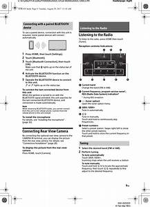 Sony Xavax5000 Av Receiver User Manual Xav Ax5000