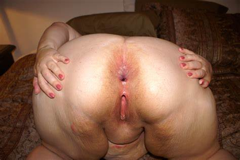 Breast Grandmother Large Asshole
