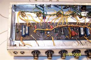 Real Vintage Fender Amps  Please Post Here Without Fear