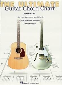 Ultimate Guitar Chord Chart By Bernard Cornwell 3 04