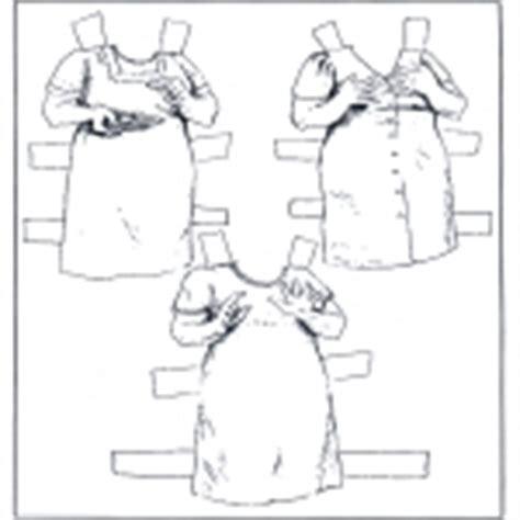 So bestanden die alltagskleider im hochmittelalter aus einer cotte. Basteln Anziehpuppen - Malvorlagen Basteln