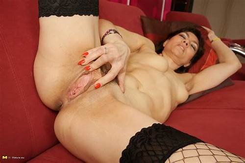 Sloppy Dutch Housewife Playing With Herself #Hot #Milf #Playing #With #Her #Wet #Pussy #On #The #Couch