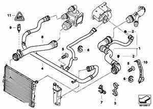 Original Parts For E46 330i M54 Sedan    Radiator   Cooling