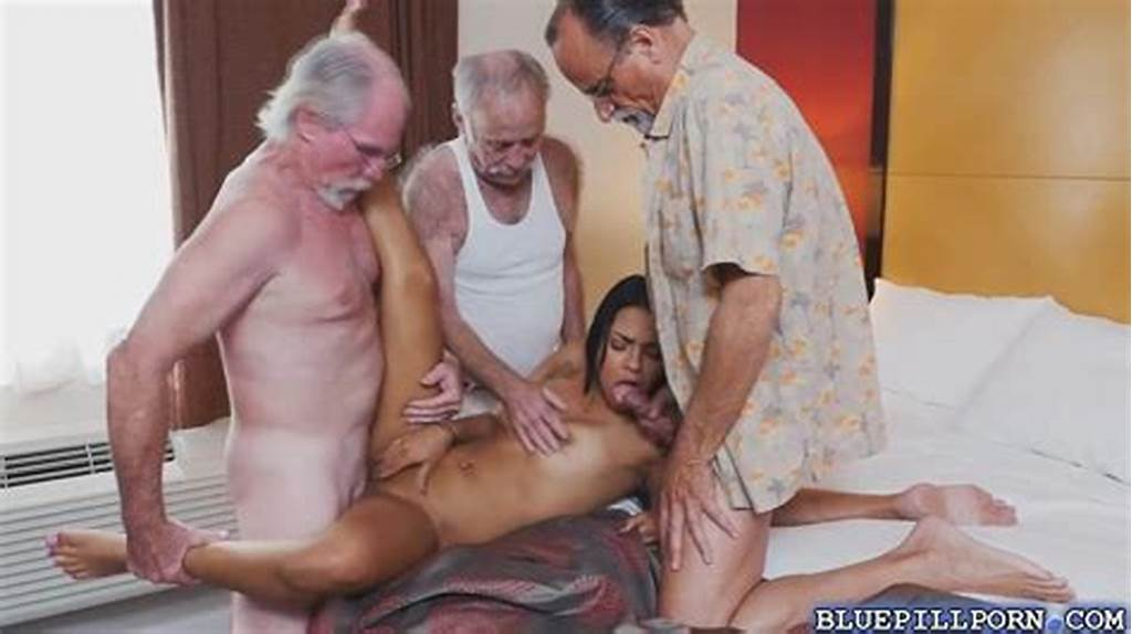 #Blonde #Milf #Gang #Bang #Latinos