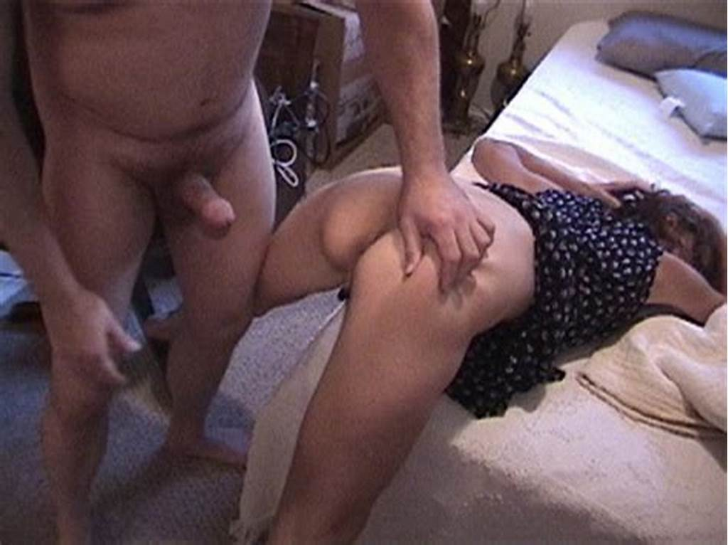 #Sexy #Brunette #Housewife #Fucked #Doggystyle