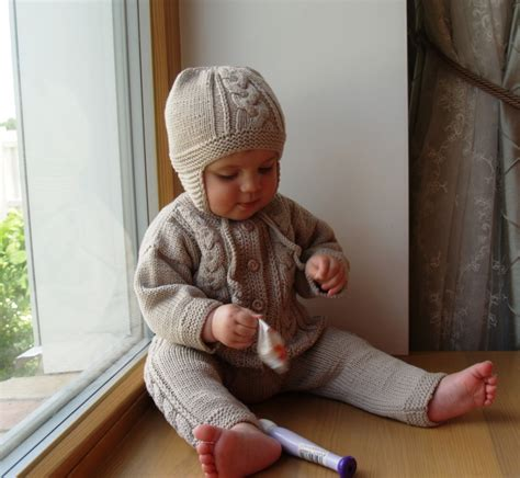 Adījumi - Adījumi bērniem un zīdaiņiem - Merino dzija