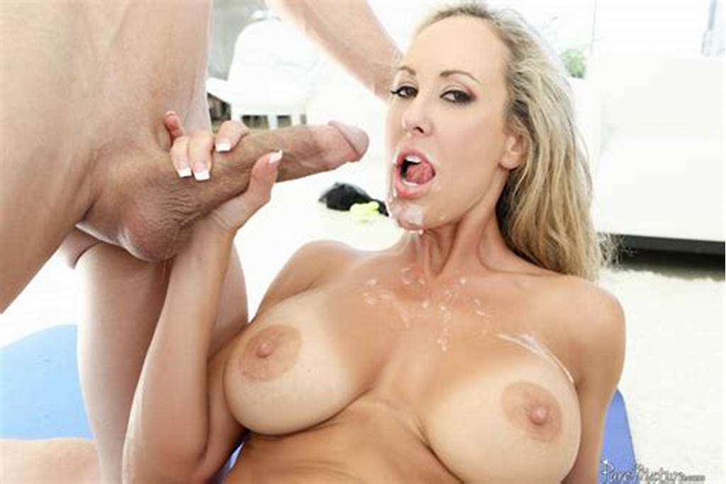 #Bosomy #Milf #Brandi #Love #Is #With #Stretched #Legs #And #With