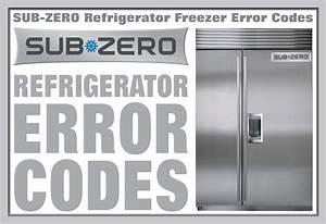 Sub Zero 550 Parts Diagram