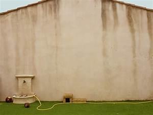 comment habiller un vieux mur exterieur mur pierres sches With trompe l oeil exterieur jardin 2 enrichir la decoration de son jardin avec du treillage