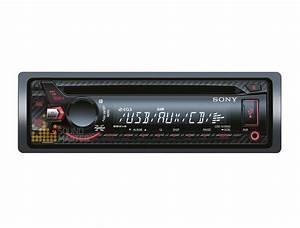 99  Sony Cdx-g1050u Car Cd Mp3 Usb Player