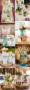50, Best, Rustic, Wedding, Ideas, With, Mason, Jars, U2013, Stylish, Wedd, Blog