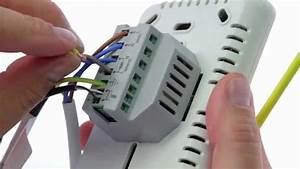 How To Wire Up The Thermotouch 4 3ic Thermostat