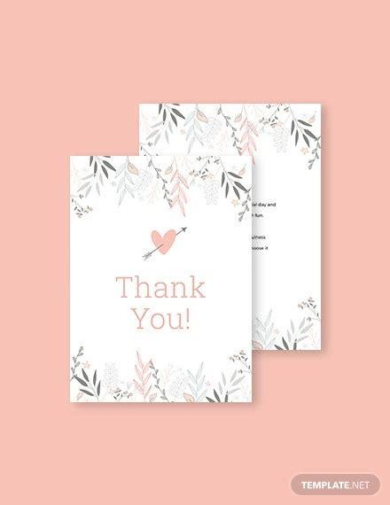 14+ Bridal Shower Card Designs & Templates PSD AI