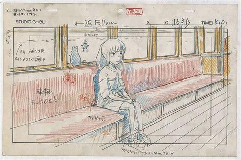 exhib au bureau cinema quot exposition dessins du studio ghibli