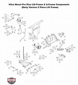 Pro Plus  Early Version 2 Piece Lift Frame  Diagrams