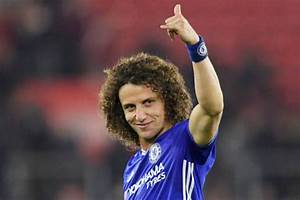 David Luiz back in Chelsea training after rift with ...