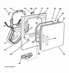 Ge Profile Dryer Parts Diagram