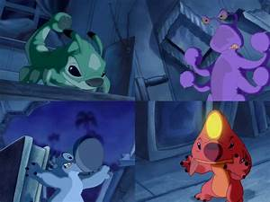 Gantu's Army of Evil of Dupe (Lilo and Stitch) by ...
