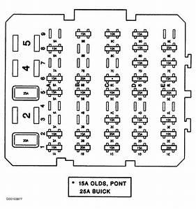 Wiring Diagram Fuse Box 1998 Oldsmobile 88