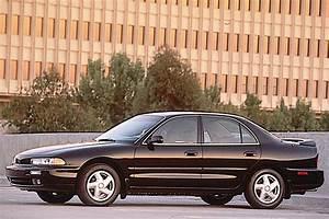 1994-98 Mitsubishi Galant Consumer Guide Auto