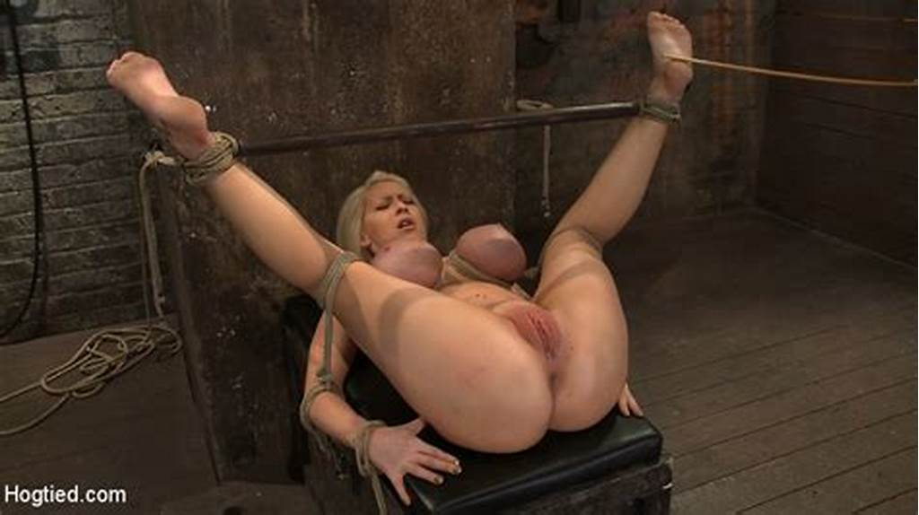 #Chained #And #Tied #Up #Raped #Swinger #Clit