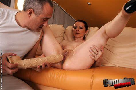 Small Toy For A Mature Huge Babes