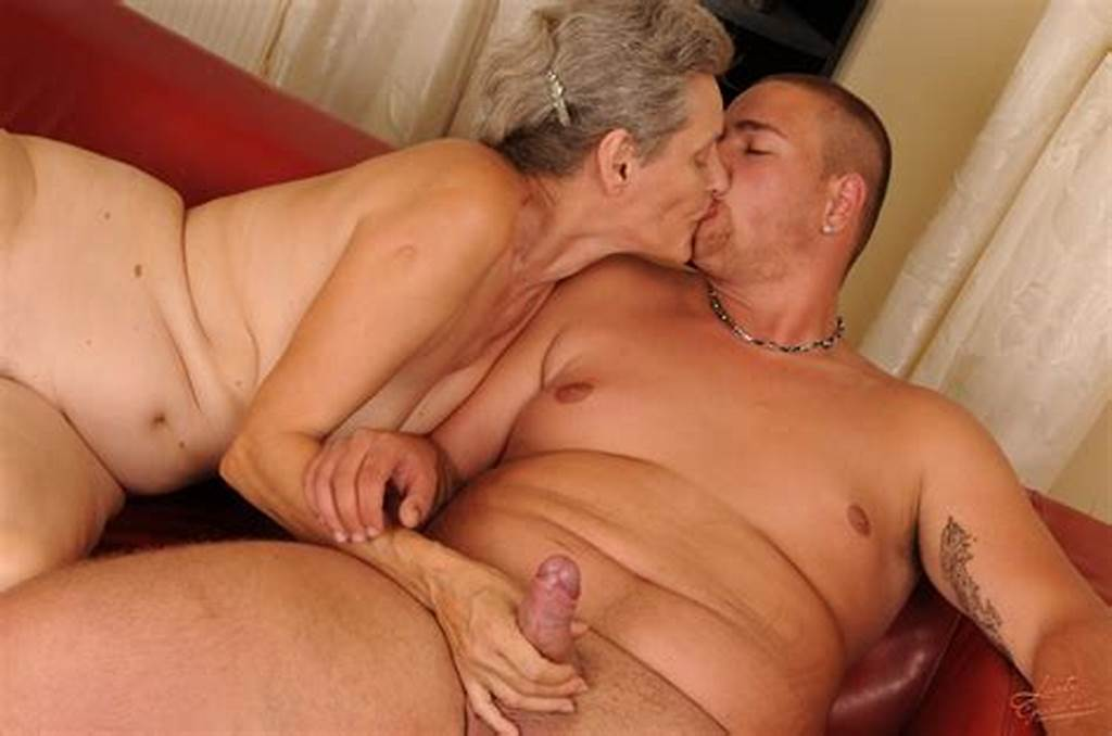 #Granny #Aliz #Works #Out #The #Cock #Of #A #Young #Man