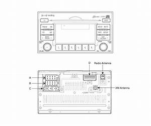 Need A Wiring Diagram For The Infinity Sound System On A