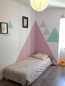 Best 25+ Geometric wall ideas on Pinterest