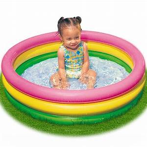 piscine gonflable enfant 86 x 25 cm achat vente With petite piscine rectangulaire gonflable 16 piscine gonflable vertbaudet