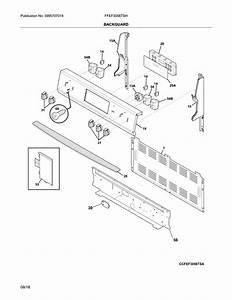 Frigidaire Ffef3056tsh Electric Range Parts