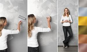 Wand Metallic Effekt : beeindruckend metallic wandfarbe sch ner wohnen farbe metall samt glimmer effekte wandfarben ~ Sanjose-hotels-ca.com Haus und Dekorationen