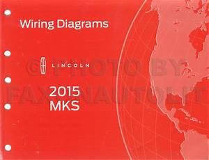 2015 Lincoln Mks Repair Shop Manual On Cd