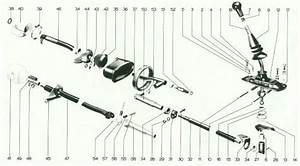Tail Shift Linkage Diagram