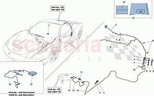 Ferrari 458 Speciale Telemetry Parts
