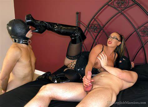 Sultry Forced Foot Mistress Selection