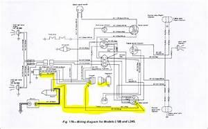 Kubota B7100 Wiring Diagram