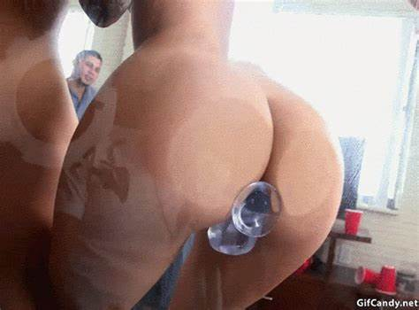Sexy Babes Is Riding Sensational Dildo
