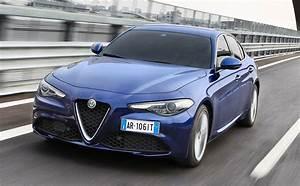 Essai Alfa Romeo Giulia : essai alfa romeo giulia 2 2 jtdm 180 auto 2016 l 39 automobile magazine ~ Medecine-chirurgie-esthetiques.com Avis de Voitures