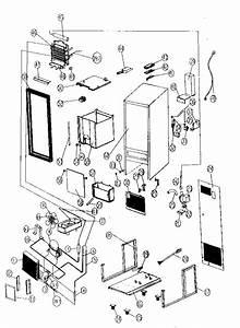 Franklin Chef Fim35 Freestanding Ice Maker Parts